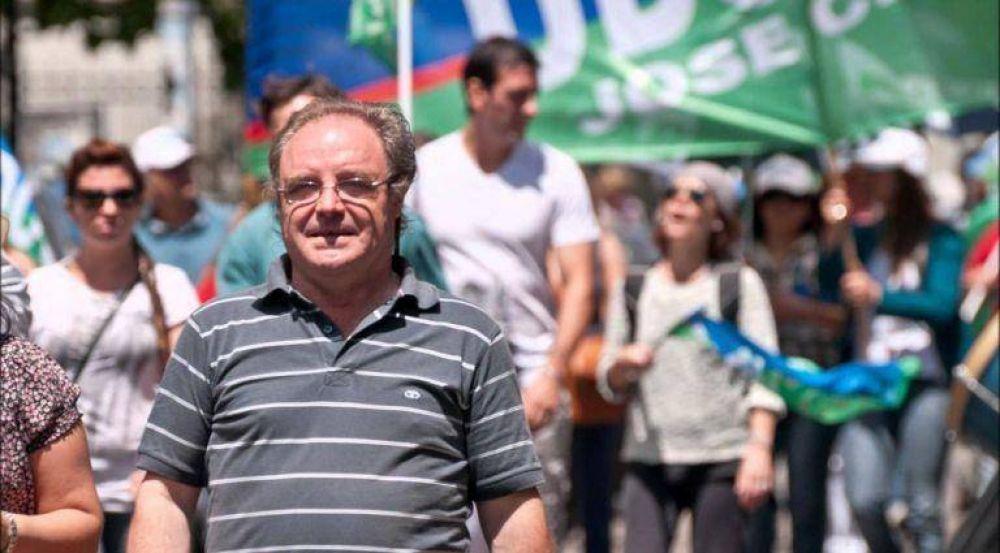 Docentes criticaron al gobierno bonaerense por propiciar desafiliaciones de sindicatos: