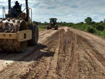 Frentes de trabajos activos y monitoreo en toda la cuenca del extremo oeste del rio Pilcomayo