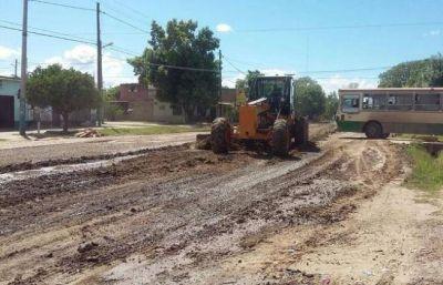 El Municipio ejecuta obras básicas de mejoramiento