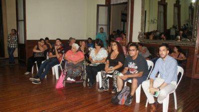 Se creará una Dirección de Discapacidad y convocarán a una reunión por el agua de Chivilcoy