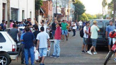 La Municipalidad de Posadas y el SOEMP llegaron a un acuerdo