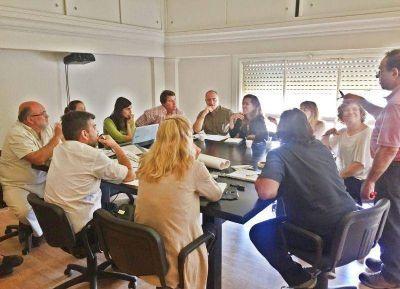 Reunión del Grupo RIL para el Proyecto Regional de Gestión de Residuos Patogénicos