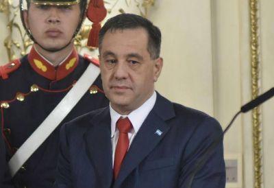 """El ministro de Educación tildó de """"kirchneristas"""" a los docentes de CTERA"""