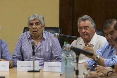Barrionuevo y Moyano juntan a su tropa para rechazar la pauta del 15%