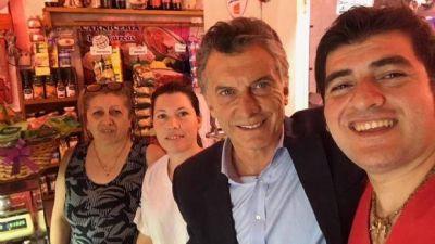 Durante su visita a Catamarca, el Presidente recorrió una fábrica