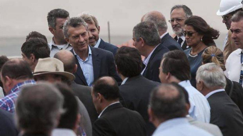 Desde Cambiemos Catamarca destacan la presencia de Macri