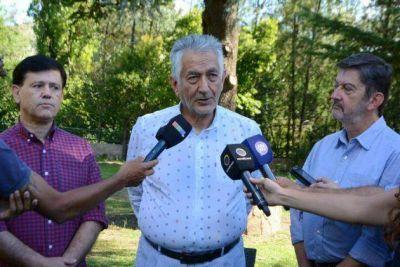 La Provincia colaborará con Merlo si el intendente elabora un plan para superar la crisis
