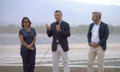 """Macri y la minería: """"el Norte argentino la necesita"""""""