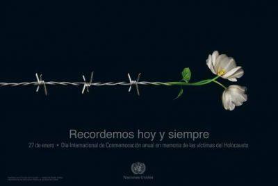 """Claudio Avruj: """"La Argentina lidera en la región una política de compromiso, educación y memoria del Holocausto"""""""