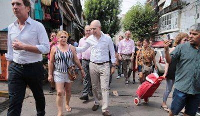 Remodelarán la zona comercial de Liniers