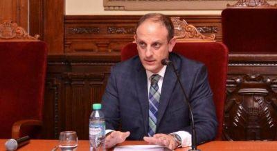 Un juez, a cargo del Ejecutivo hasta que regrese Schiaretti