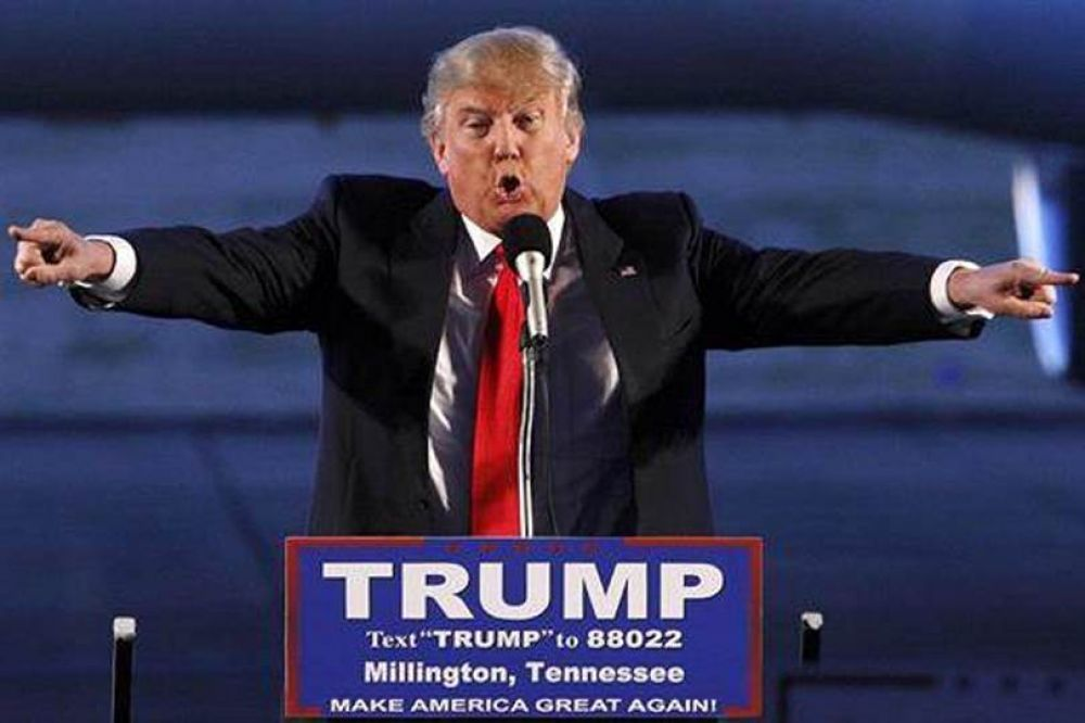 Los diez hechos que marcaron el primer año de Donald Trump al frente de Estados Unidos