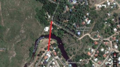 Carlos Paz: Se proyecta una obra para aliviar el tránsito en el «Puente Negro»