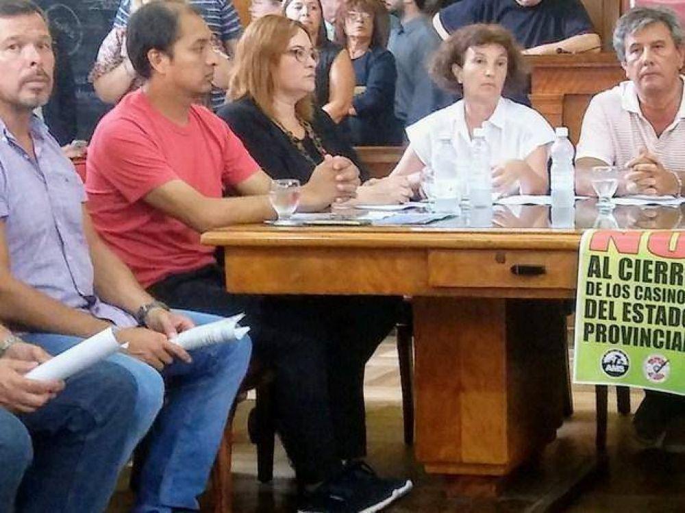 """Páez: """"Iniciamos un plan de lucha que se intensificará si no hay respuestas"""""""