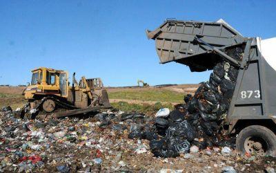 Piden la intervención de la Provincia para solucionar la crisis ambiental del predio de residuos