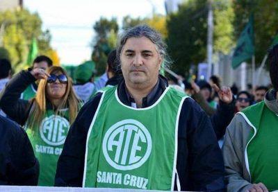 """""""Macri no viene porque no le importa la provincia"""", Alejandro Garzón"""