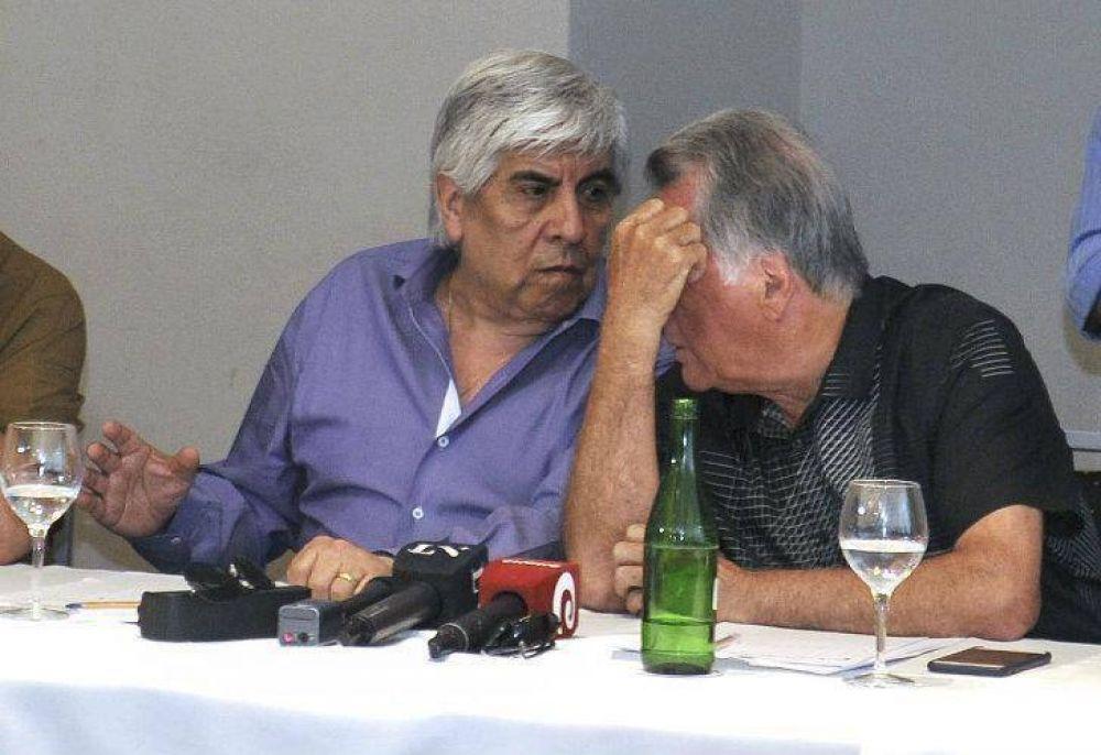 Los 6 puntos clave que dejó la cumbre entre Moyano y Barrionuevo