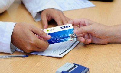 La nueva credencial plástica de IOMA será la única válida