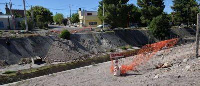 El Canal Maldonado contará con un nuevo puente vehicular sobre calle Tucumán