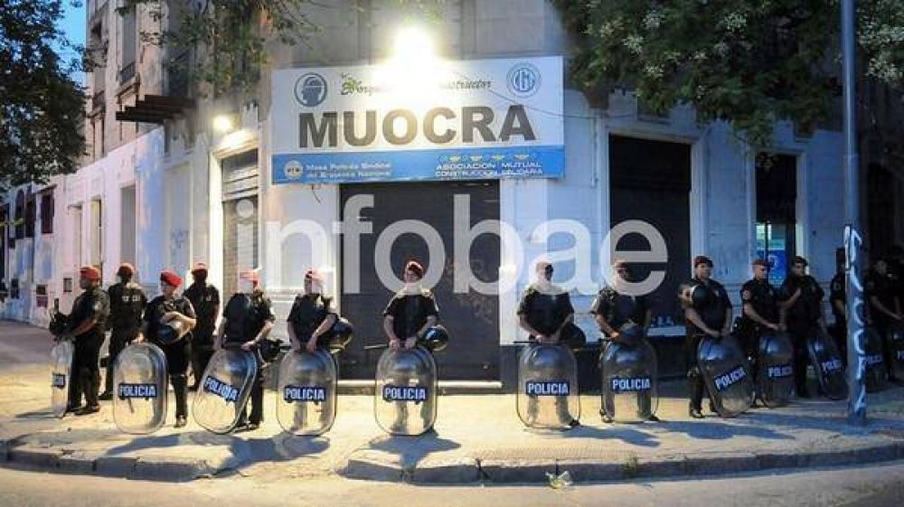 El último prófugo de la UOCRA grabó un video desde la clandestinidad: