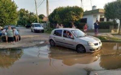 El estado de las calles, lo que más preocupa a los pilarenses