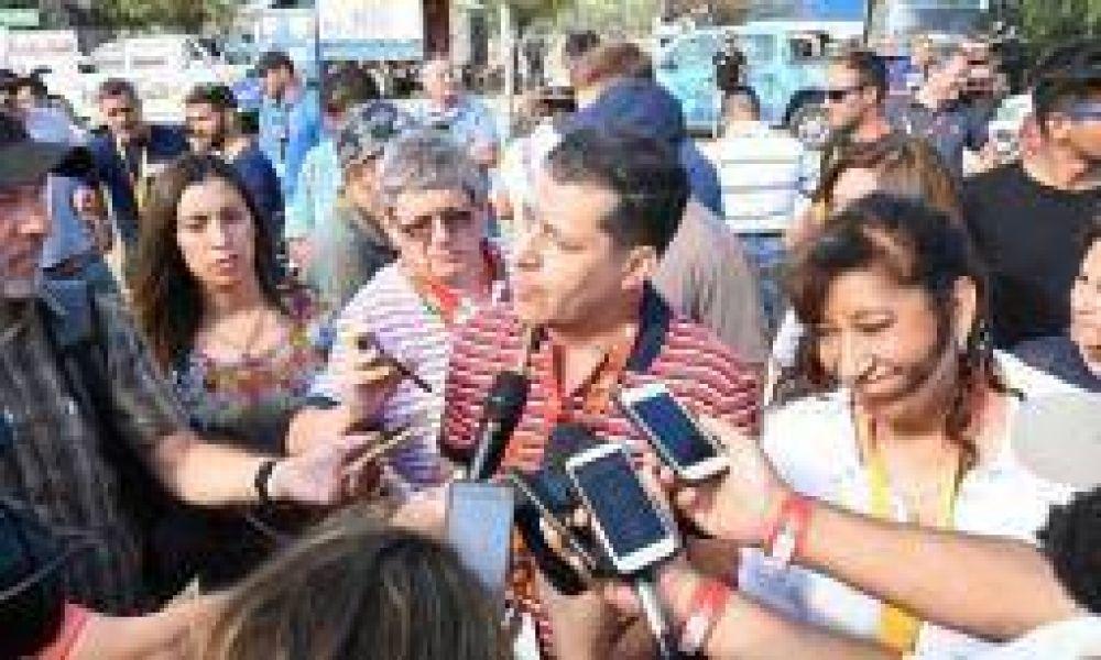 Habrá encuentro entre Sergio Casas y Paredes Urquiza