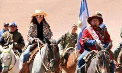 Casas dijo presente en la expedición libertadora Zelada - Dávila