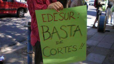 Echeverría se sumó a la demanda colectiva contra la inoperancia de EDESUR