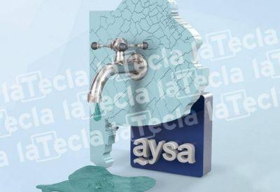 El plan para los municipios que se mudaron a AYSA