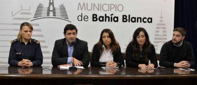 Desde el Municipio reconocen que hay un promedio de 8 casos de violencia de género por día en Bahía Blanca