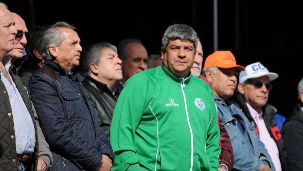 Pablo Moyano disparó contra Triaca: