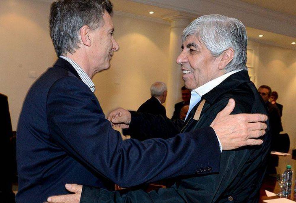 El Gobierno vuelve a poner en la mira a Hugo Moyano antes de debatir la reforma laboral