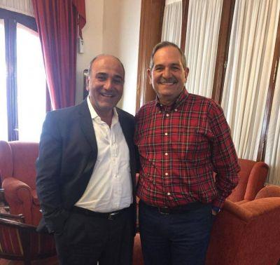 """""""Es lógico que venga a ver al gobernador"""", dice Manzur sobre la visita de Alperovich"""