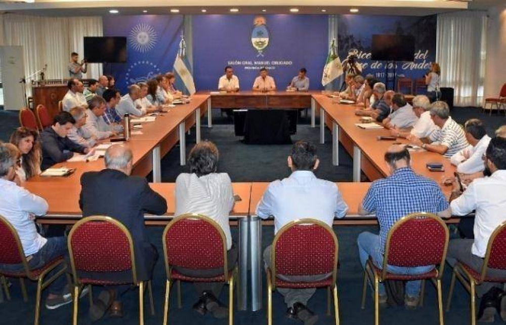 Peppo pidió reforzar acciones para localidades afectas por las lluvias
