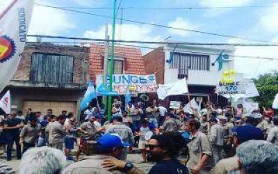 Despidos en Bunge: Movilización y protesta en sede del Ministerio de Trabajo en Campana