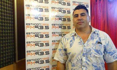 """Juan Manuel Rozich: """"No van a poder con el movimiento obrero argentino"""""""