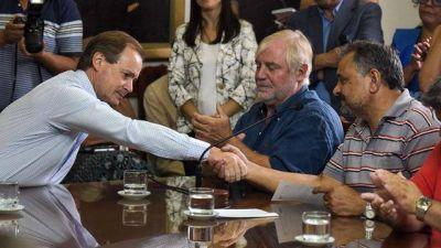 ATE insiste en que se active la cláusula gatillo en Entre Ríos