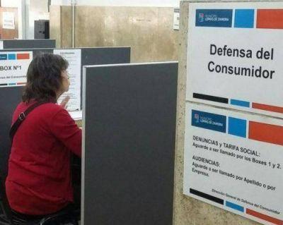 Defensa del Consumidor continúa con las mediaciones con empresas