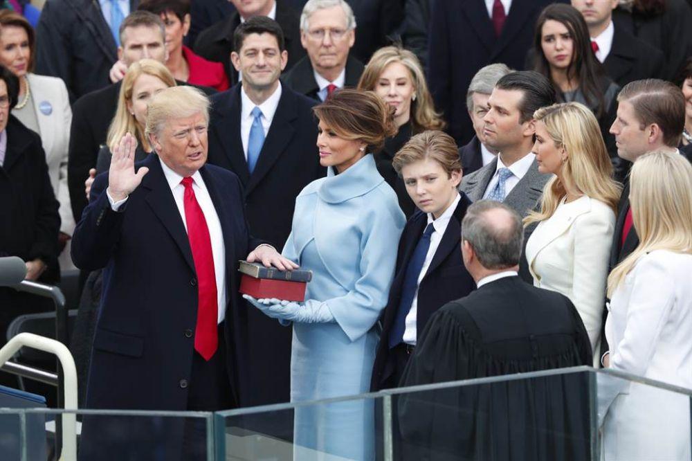 Los Trump: qué rol y cuánto poder tuvieron los hijos de Donald en el primer año de gestión