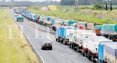 Se amplió el límite de toneladas para el transporte de cargas