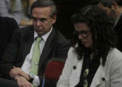 Guiño a Urtubey: Cambiemos sacó a Rodríguez Saá de una comisión clave y la puso a Fiore