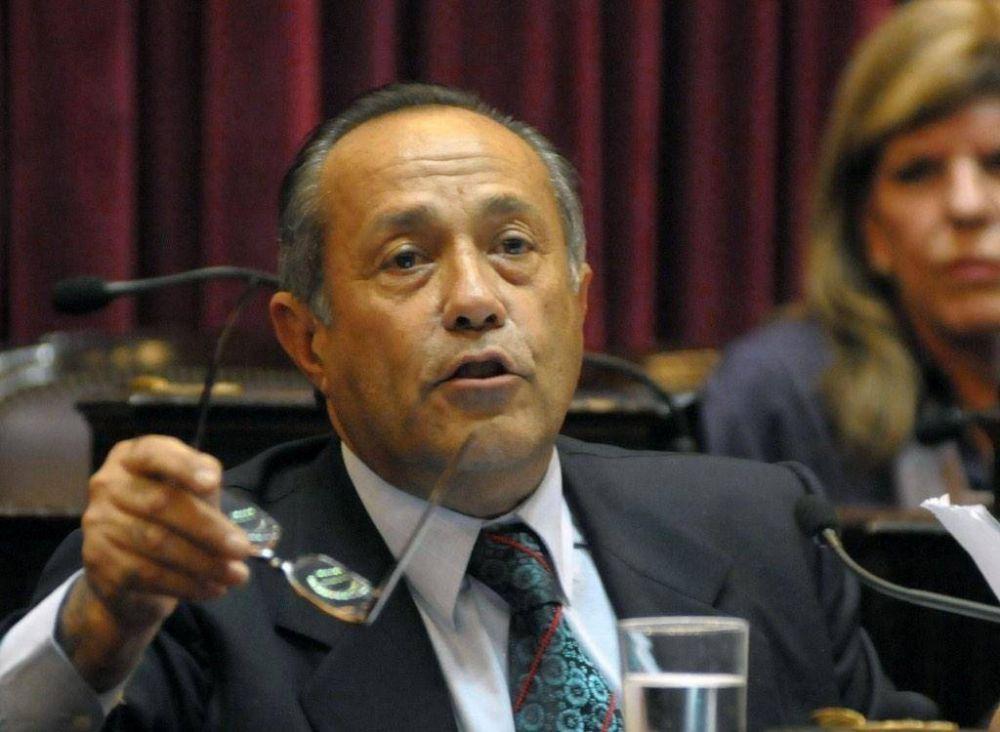 Adolfo Rodríguez Saá quedó fuera de la Bicameral de DNU