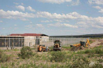 Se reanudaron las obras de la nueva Cárcel Federal