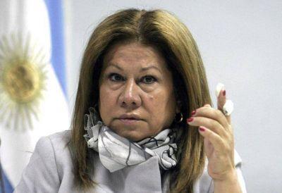 Graciela Camaño pidió que se declare inconstitucional el DNU de Macri
