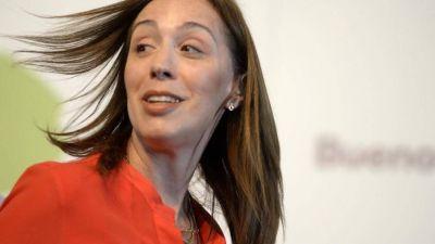 María Eugenia Vidal enfría su propia reforma previsional pese al déficit de la caja provincial