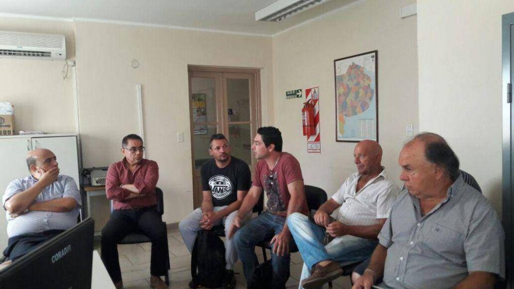 Arrancaron las paritarias para los trabajadores del municipio