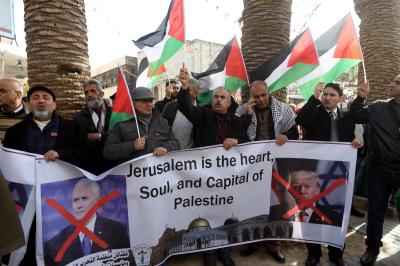 EE.UU. abrirá en 2019 su embajada en Jerusalén y suscita la ira árabe
