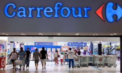 Carrefour en crisis: 2400 despidos en Francia y cierre de locales en el mundo