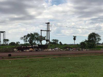 San Isidro sigue tapado de basura