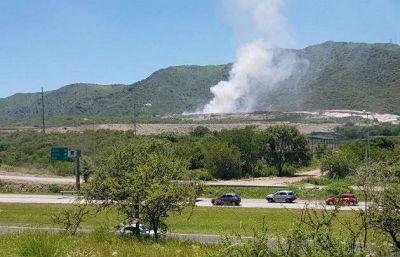 Denuncian problemas de salud por incendios en el basural